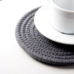 FREE w Purchase - Set of 3 Cotton weave trivets